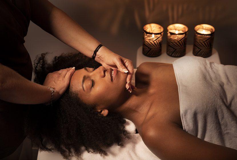 Un soin par personne : un massage relaxant de 45 min