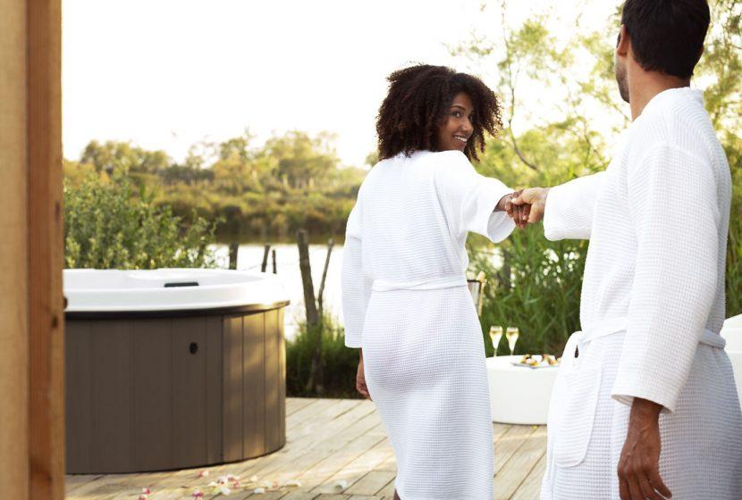 Accès aux installations du spa