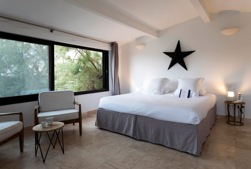 1 night stay in a double room (superior range)